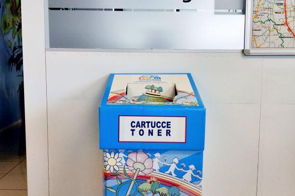 Ecobox in cartone