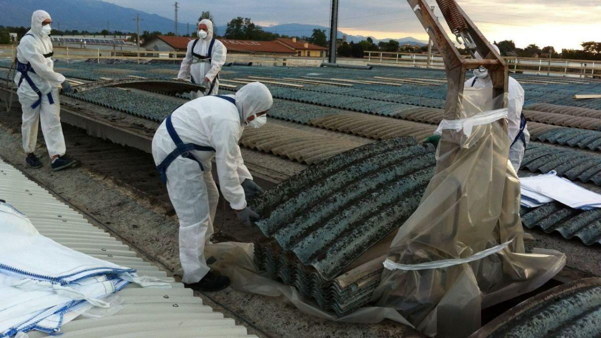 Bonifica amianto: il bando Isi 2018 finanzia oltre 97 milioni