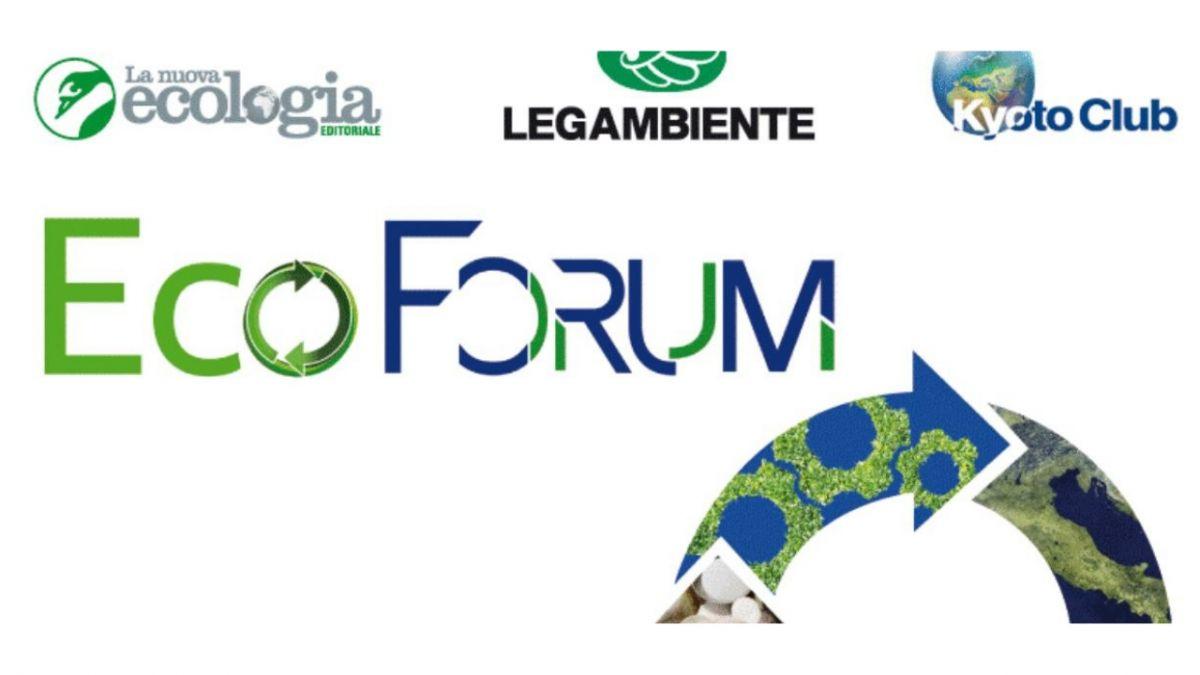 EcoForum 2018: tra Economia Circolare e Industria 4.0