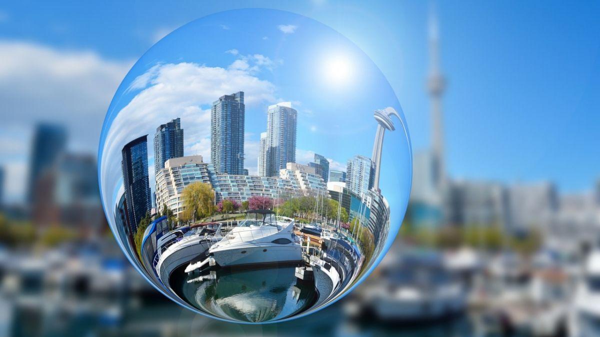 """Google e un progetto futuristico: la """"Città intelligente"""""""