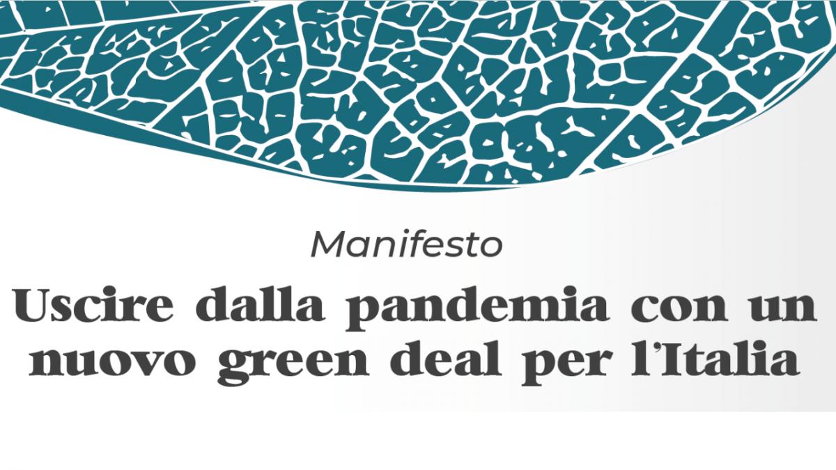 Green Deal: imprese unite per uscire dalla pandemia