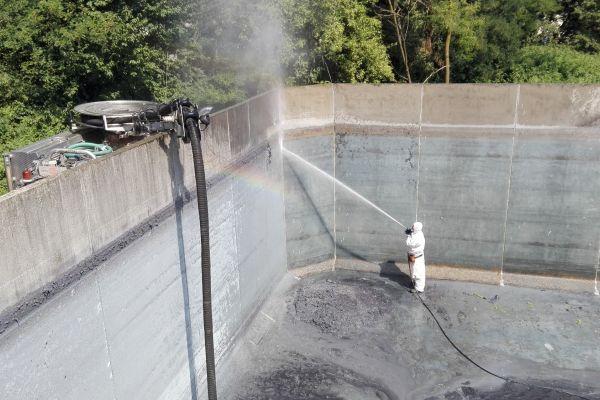 Bonifiche silos e cisterne